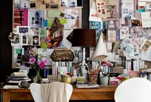 Craft / Work Spaces / by Jo R