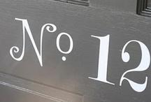 typography / by Melonie Esformes