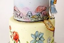 Cakes And Treats / Decorated cakes and other treats that are truly works of art / by Loretta Sullivan