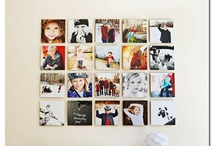 Great ways to decorate with photos