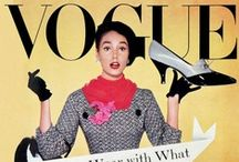 Vogue / by Helen Lloyd