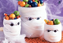 Halloween / Halloween Costumes, Costume Ideas, Decorations, Recipes...  / by Joi Sigers