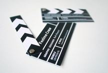 Business cards ideas / Looking for some creative inspiration of how you could make your business card stand out. Check out these cool business cards.... / by The Creative Collective