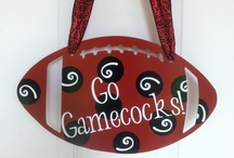 Go Gamecocks! / by Kayce Smoak