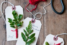 Cute Wrapping & Gift Tags / by Maia Silva