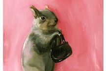 Squirrel! / Cute Squirrels• Funny Squirrels • Art of Squirrels • If its 'Squirrelly' its likely pinned here...and no I'm not ashamed.