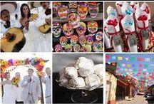 Día de los Muertos Fiesta ~ Day of the Dead Fiesta ~ Friday, November 1
