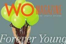 WO Magazine / Fitness Wellness and Lifestyle #magazine