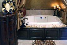 Bathroom ideas / by Andrea Buracker