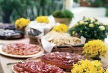 Wedding Reception foods ideas / by My*Evergreen*Closet