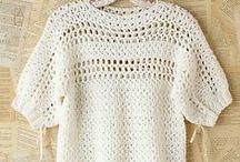 CrochetーWearables / by シマリスぐり     simarisu guri
