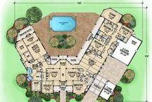 House Floor Plans / by Jennifer Murray