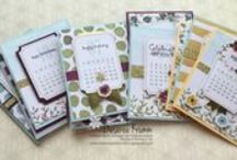 Created by Mrs Krumm / I am a Stampin Up! demonstrator who loves to share ideas! http://desereesdoodles.typepad.com/my-blog/