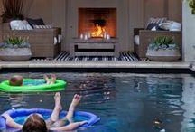 Wet Dreams / Pool Deck Ideas