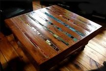 What's on your pallet? / by Edwina Lipscomb