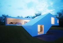 Arquitetura / by Alicante Brasil