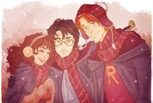 Harry Potter!!! / by Lauren Knowles