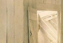Andrew Wyeth / by Anna Ensenyat