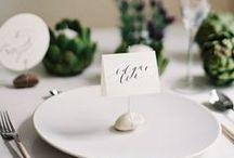Wedding |Table Numbers