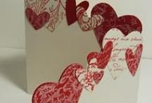 valentine cards / by Helen Dunphy Bennett