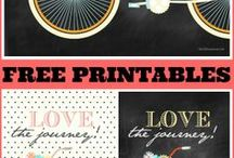 Printables & Graphics / by Rachel Maneval Rode