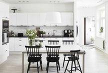 Kitchen/Diner / Where the magic happens...