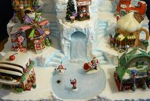 D56 / I am a Department 56 North Pole Village collector. This board is to help my family know what pieces I already have, and the ones that I would like to own :) / by Katelyn L