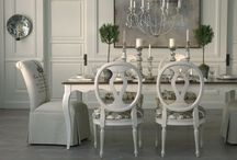 Inspire Dining Room / Everything that inspires me anout dining rooms. Kinda like my wish list!