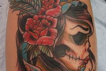 Tattoos / by Kelly Muise