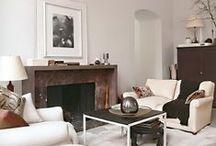 Lareiras / Referências em produtos para decorações de interiores