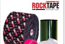 Rock Tape & Taping / ~~~We are Rocktape certified professionals (RockDoc's)~~~ Rock Tape treats Sports injuries - Delays fatigue - Enhances Performance