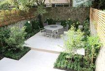 • secret garden•outdoor space • / by Trade Design Inc.