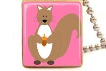Squirrel Stuff / by Cheryl Reeves