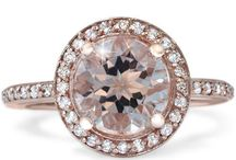Rose Gold Fashion / Rose gold is the new yellow gold in jewelry.