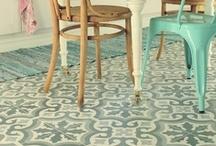 floors, flooring / tile, wood, terracotta, marble, stenciled floors, rugs, carpet,