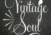 a dollop of retro & a splash of vintage