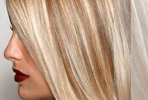 Hair  / by Maggie Carlson Mantovani
