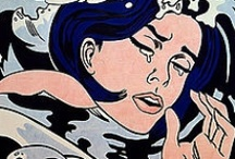 Roy Lichtenstein PopArt / All the #lichtenstein #popart I have had the pleasure to witness in real life :) I looking forward to my next #MoMA visit up soon and yes lets hope the #stedelijk will get their Lichtensteins out of the attick and show them in their collection!