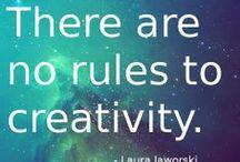 creativity / by Susan Scott