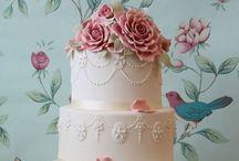 cakes / by Sheri Mooney