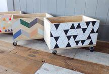 Getting crafty / by Mel West
