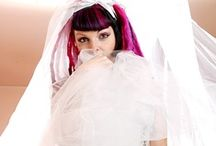 Bridal / Something Old, Something New, Something Borrowed, Something Blue..... Weddings Galore!  / by SuicideGirls