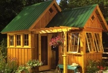 cabins/tree houses