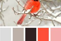 Colour combinations to love