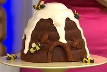 Cake Batter / Batter Cakes and Cake Pops / by Stephanie Meginnes