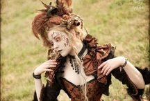 STEAMY Fashion / Steampunk  lovers unite! A page dedicated to Steampunk fashion at its finest! / by WATT0 Distinctive Metal Wear