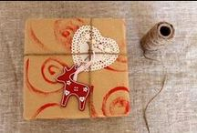 DIY Christmas Crafts / From homemade gift wrap to DIY ornaments, as creative holiday gifts and decor, these Christmas DIY project ideas from TrendHunter.com add a personal touch to gift-giving and the holiday season