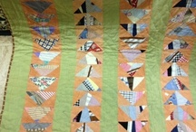 Quilts for ugly fabrics