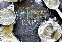 GLUTEN free goodies / Gluten free living isn't always easy, but the recipes on this board make it tasty!  / by WATT0 Distinctive Metal Wear