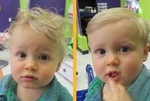 Baby and Toddler Haircuts